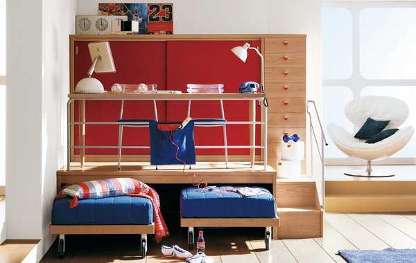 7 Inspiring Kid Room Color Options For Your Little Ones: 30 Kids Room Design Ideas With Functional Two Children