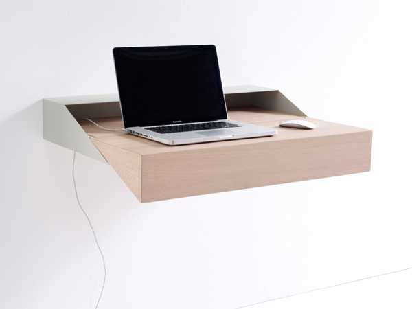 Innovative Computer Desk Designs Bring Stylish Look and ...