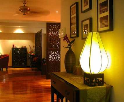 Interior Decorating With Asian Silk Lanterns