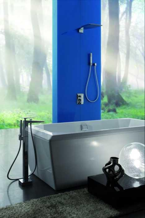 Brilliantly Modern Bathroom Design Ideas Blend Minimalist ... on
