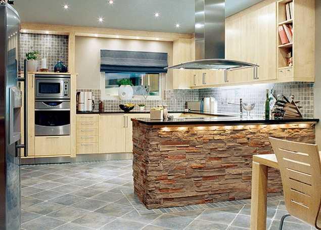 Contemporary Kitchen Design Trends 2014 Unite New