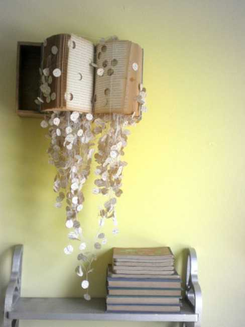 10 DIY Wall Decor Ideas, Recycled Crafts and Cheap Decorations ...