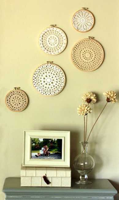 10 DIY Wall Decor Ideas, Recycled Crafts and Cheap ...