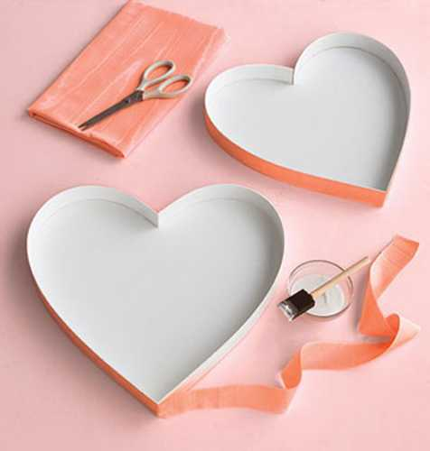 15 Heart Shaped Gift Boxes Craft Ideas For Romantic Present Decoration