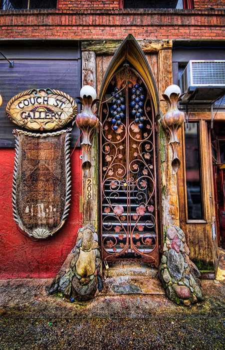 Feng Shui House Front Doors