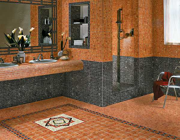 Modern Bathroom Remodeling Ideas Diy Tiled Wall Design