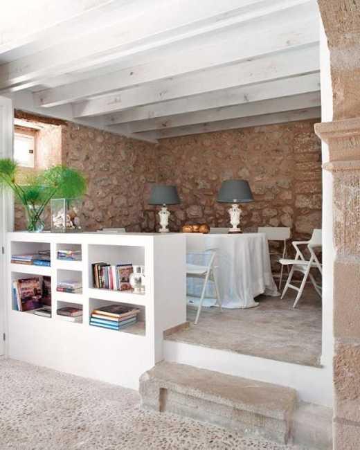 Modern Interior Design and Decorating in Mediterranean Style ...
