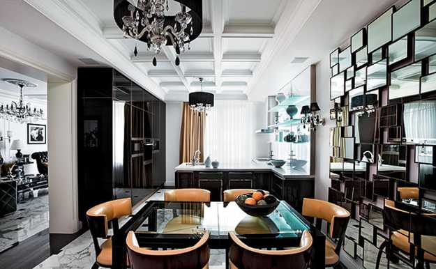 Black Color Elegance And Classic Style Create Gorgeous