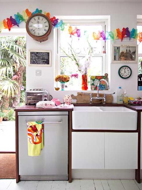 Warm Modern Kitchen Design Ideas And Unique Accents Personalizing Kitchen Interiors