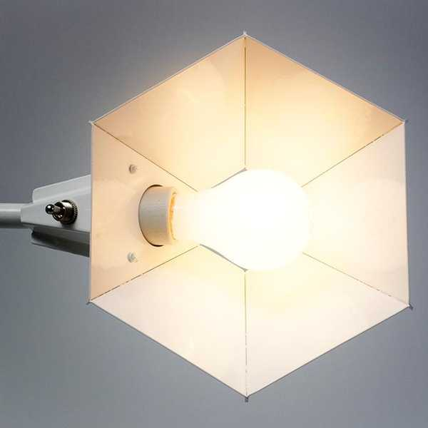 metal desk lamp shade