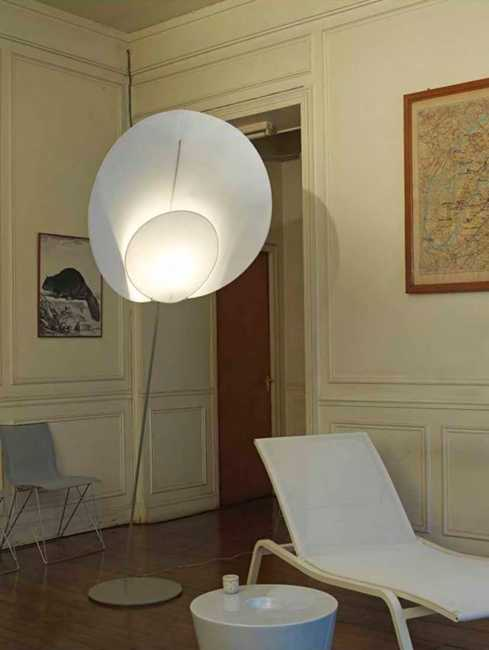 Unique Lighting Design With Handmade Paper Lamp Shade