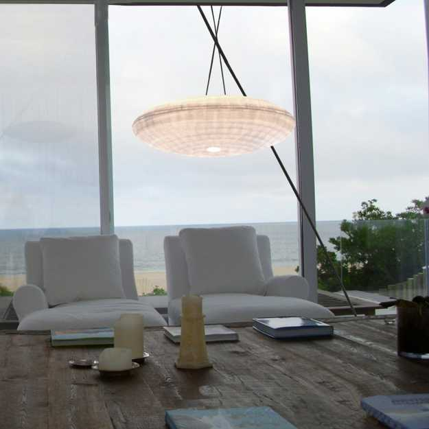 handmade lighting fixtures. Large Chandelier With Handmade Paper Lamp Shade Lighting Fixtures