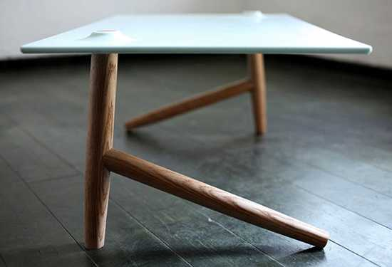 11 Unique Furniture Design Ideas Fixing Modern Tables With