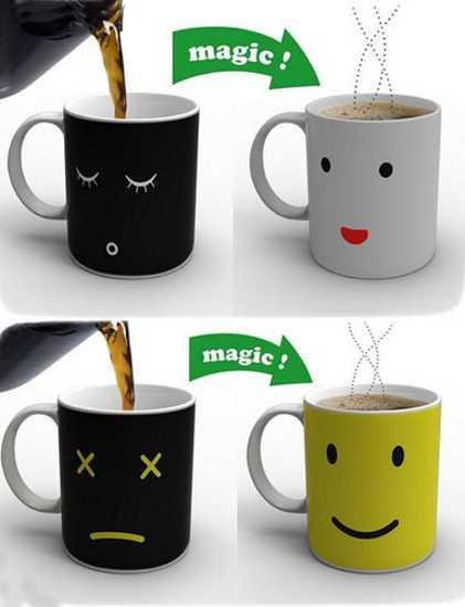 changing faces mugs