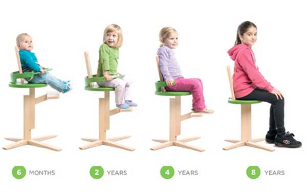 Growing With Children Furniture Froc Chair Design