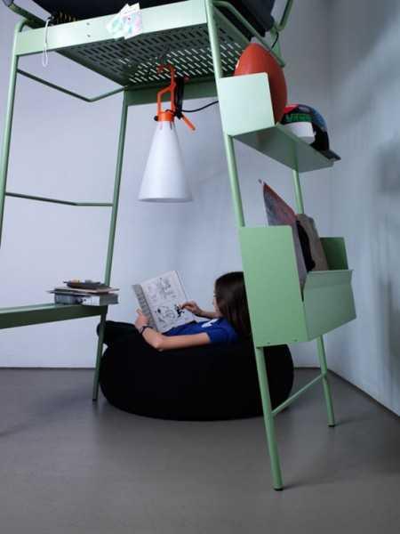 unique furniture design idea for small spaces