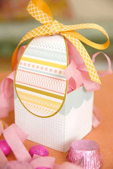 14 Simple Easter Basket Designs Adding Creative Kids