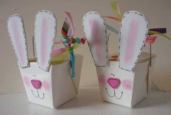 14 Simple Easter Basket Designs Adding Creative Kids Crafts To