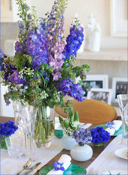 Elegant Flower Arrangements and Spring Decorating Ideas ...