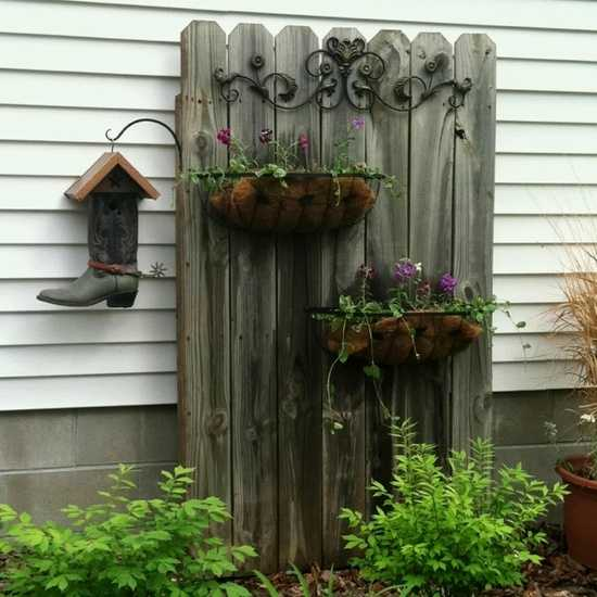 Creative Cheap Garden Ideas: Recycled Crafts Turning Clutter Into Creative Homemade