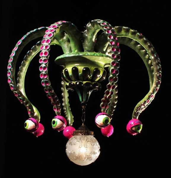 octopus lighting fixture