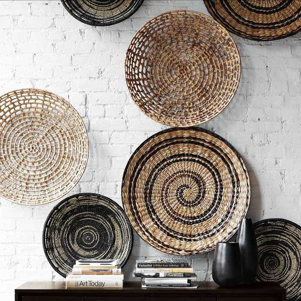 10 Creative Ideas For Accent Wall Design With Ethnic