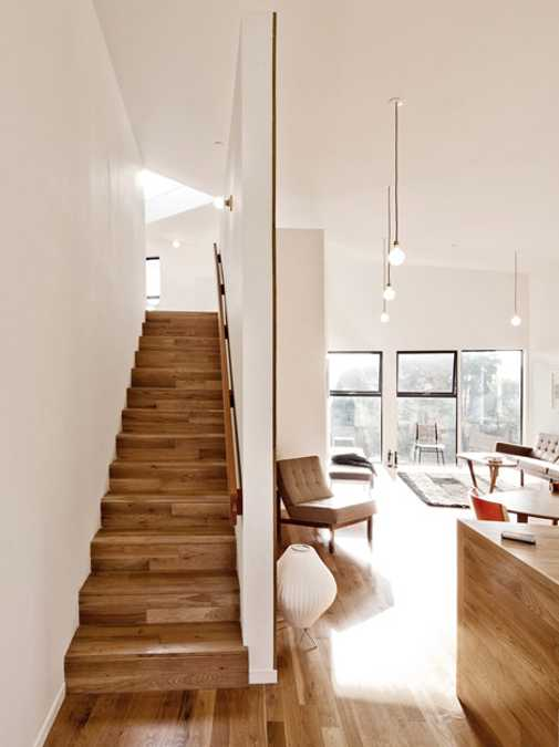 Modern Interior Design With Loft Like Feel