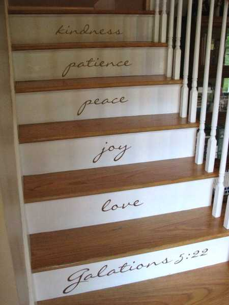 Merveilleux 20 Unusual Interior Decorating Ideas For Wooden Stairs
