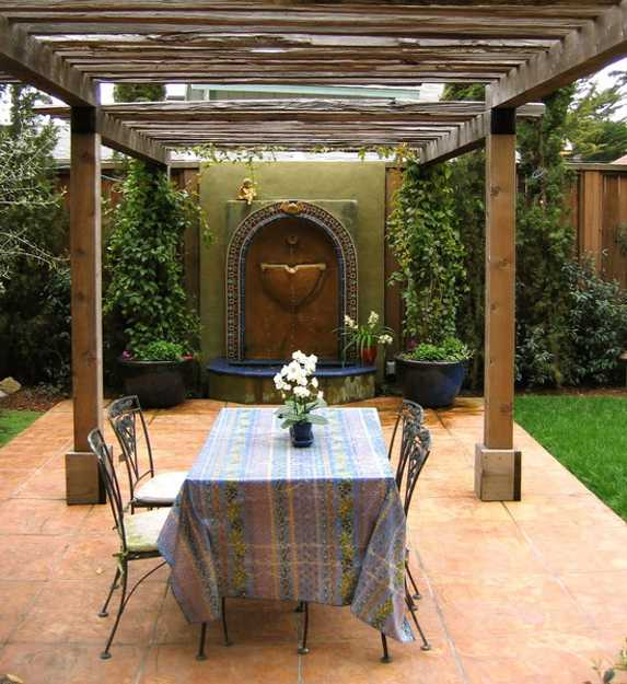 Backyard Design Ideas Images : Beautiful landscaping ideas and backyard designs in