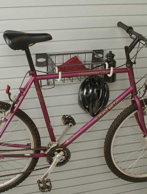 Decorative Ways To Store Bikes Indoor Adding Unusual