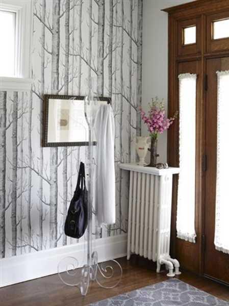 Modern Foyer Wall Designs : Organized entryway designs and foyer decorating ideas