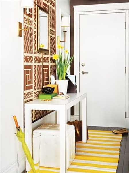 Organized Entryway Designs And Foyer Decorating Ideas