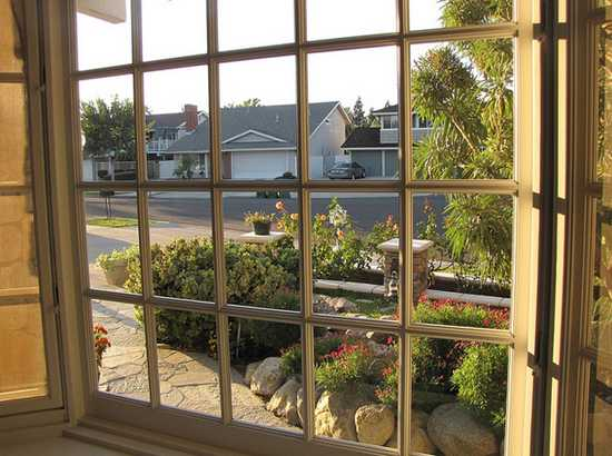 clean windows for curb appeal