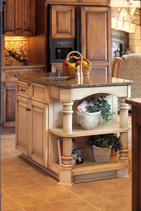 35 Kitchen Island Designs Celebrating Functional and ...