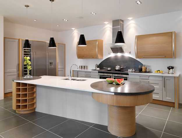 Modern Kitchen Designs 2013 : Kitchen island designs celebrating functional and