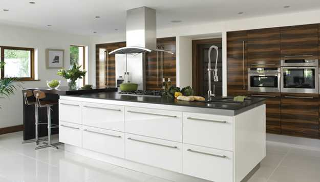What Is A Kitchen Island With Pictures: 35 Kitchen Island Designs Celebrating Functional And