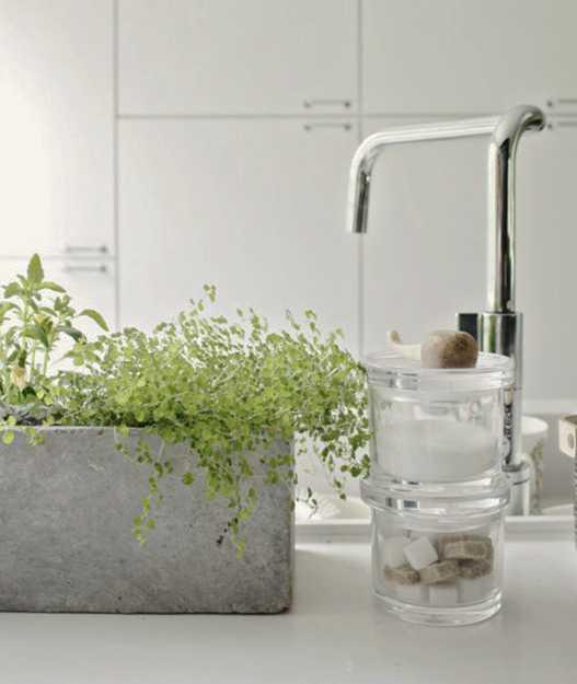 30 Modern Home Decor Ideas: 30 Green Ideas For Modern Bathroom Decorating With Plants