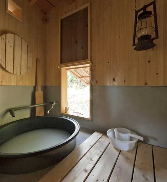 Small bathroom design in Japanese style & Elegant Modern Bathroom Design Blending Japanese Minimalist Style ...