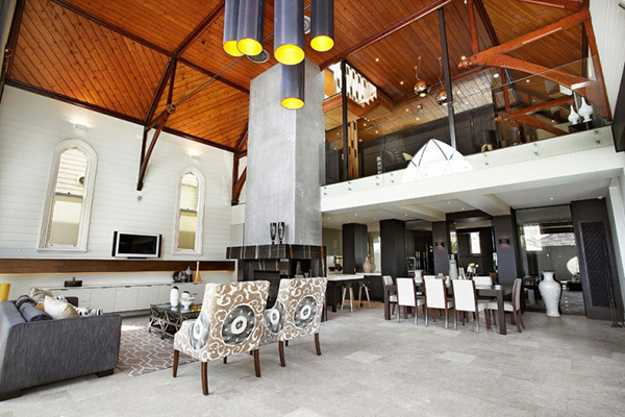 Modern Interior Design Ideas Transformed Anglican Church ...