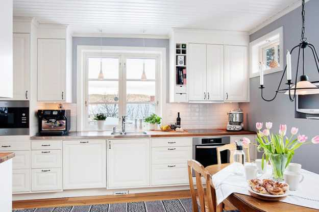 Making Kitchen Design Brighter With Modern Lighting Fixtures