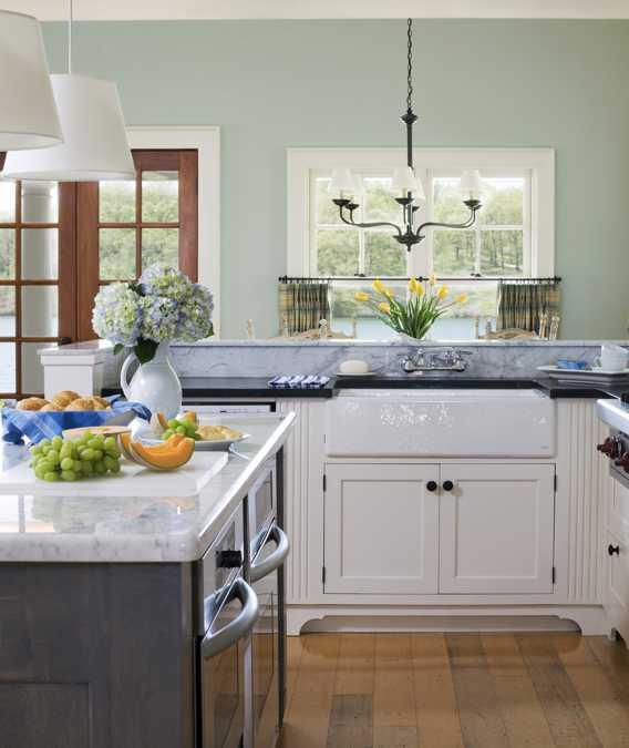 Making Kitchen Design Brighter With Modern Lighting