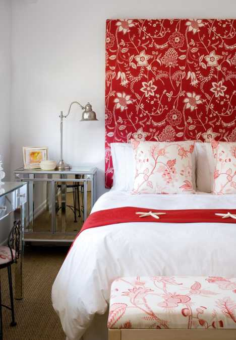 Incroyable Red Interior Colors Adding Passion And Energy To Modern ...
