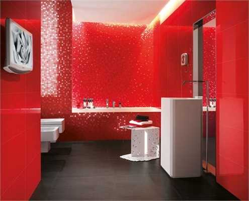 red white bathroom ideas modern wall tiles in colors creating stunning bathroom 20133