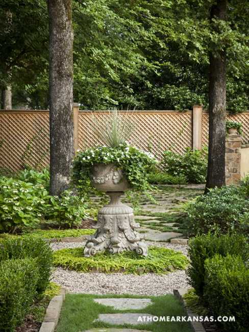 Backyard Statues beautiful backyard ideas and garden design blending classic english