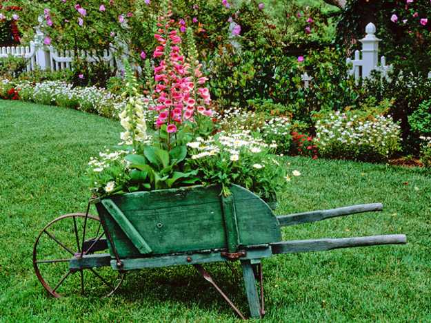 25 Beautiful Backyard Landscaping Ideas and Gorgeous ... on Backyard Garden Decor id=82565
