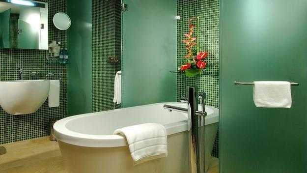 Green Color Shades Into Bathroom Design And Decor Get Inspired By These Gorgeous Bright Ious Interior Decorating Schemes That Turn