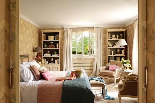Romantic Home Decorating Ideas In Vintage Style Amplified