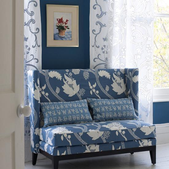 blue room decorating ideas