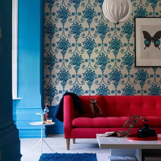 Diy Blue Interior Design: Matching Interior Design Colors And Creating Stylish Home