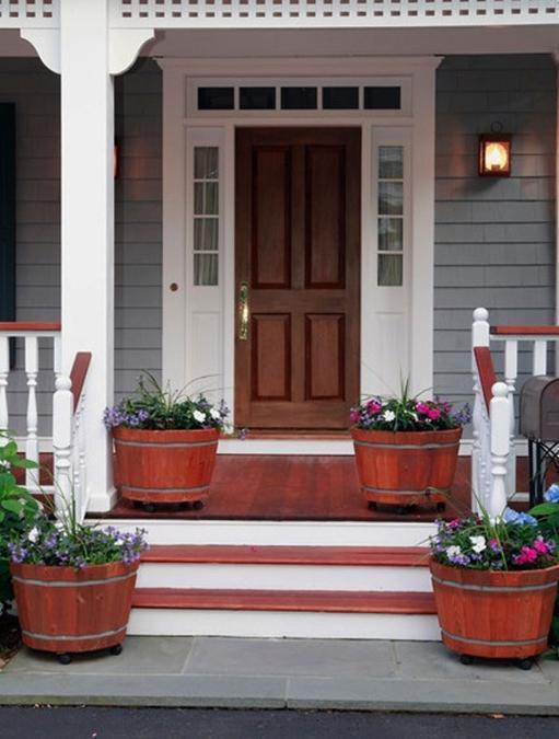 Phenomenal 30 Front Door Ideas Paint Colors For Exterior Wood Door Beutiful Home Inspiration Cosmmahrainfo